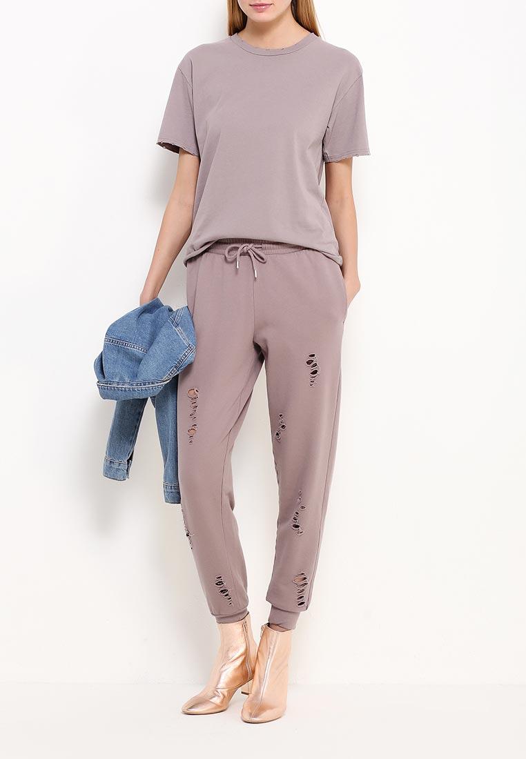 Модные спортивные брюки 2017 женские