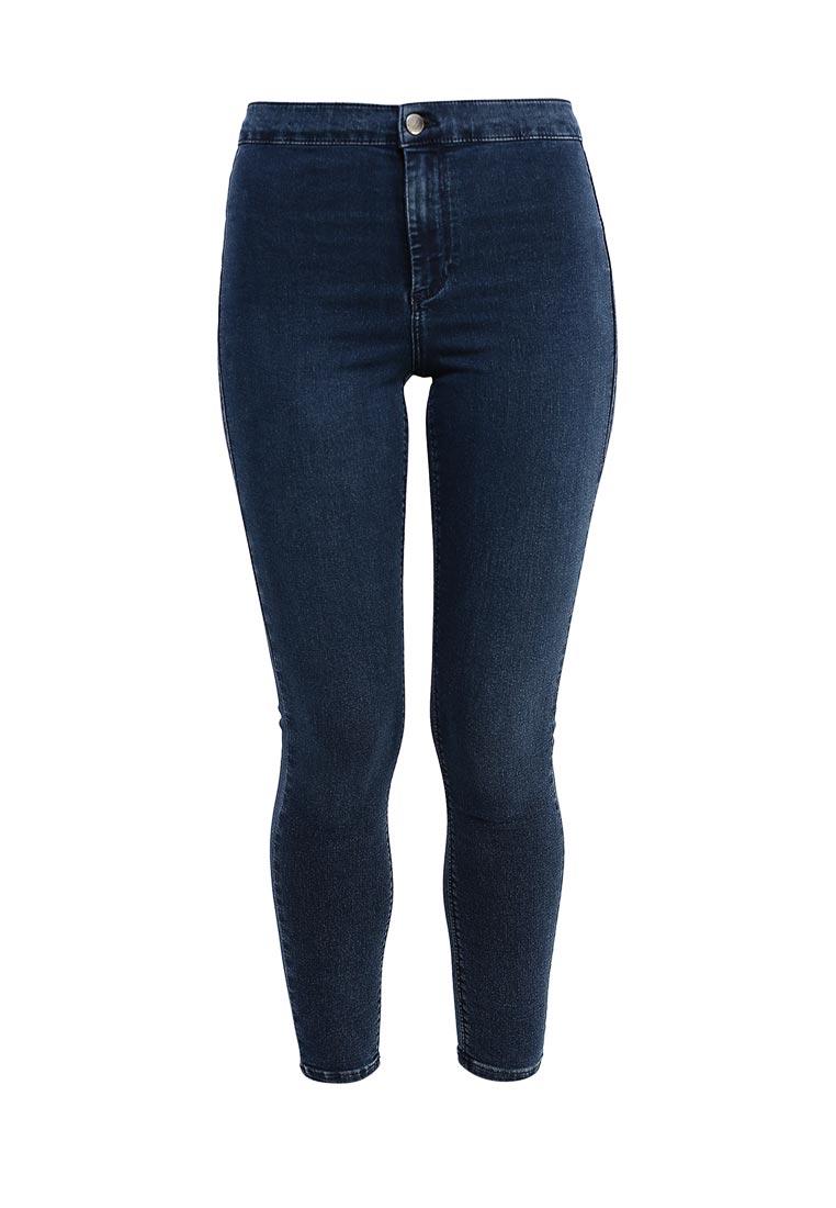 Зауженные джинсы Topshop (Топ Шоп) 26A09LIND
