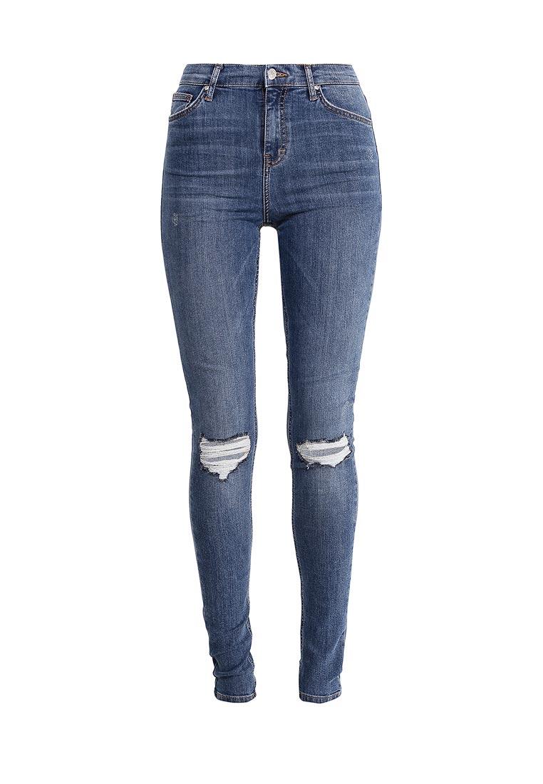 Зауженные джинсы Topshop (Топ Шоп) 30A16LMDT