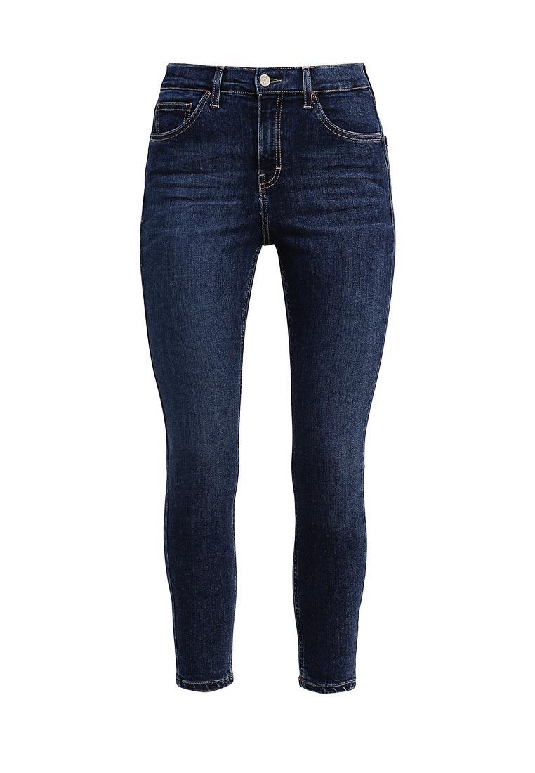 Зауженные джинсы Topshop (Топ Шоп) 26A21LIND