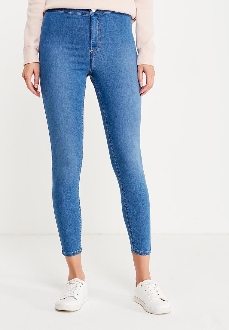 Зауженные джинсы Topshop (Топ Шоп) 26A59LMDT