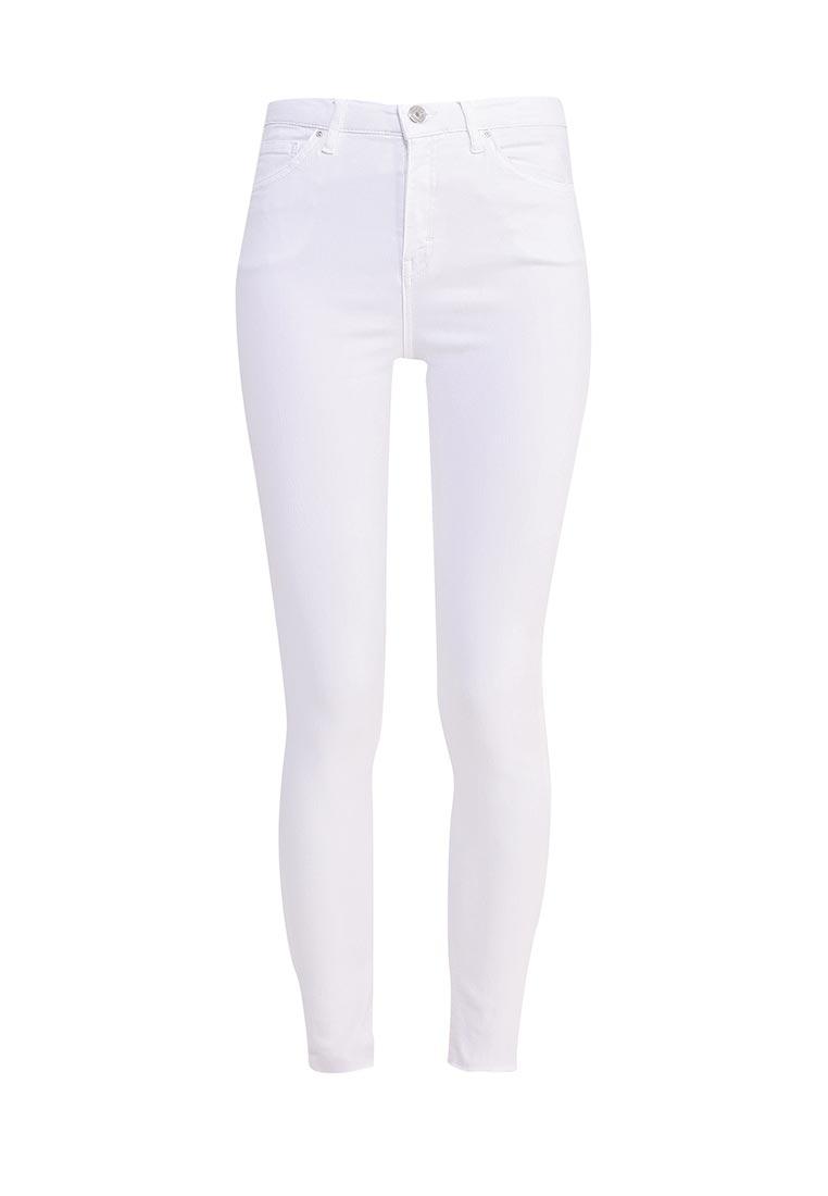 Зауженные джинсы Topshop (Топ Шоп) 02Y21LWHT