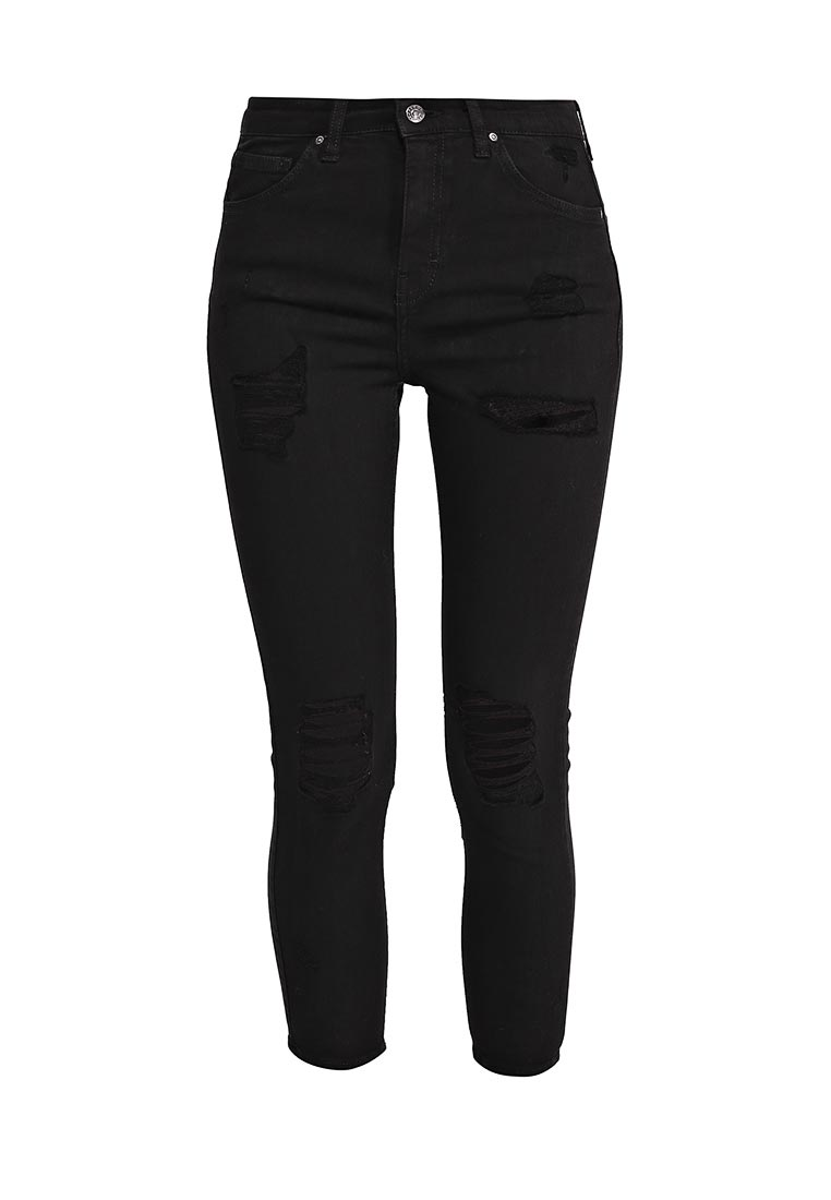 Зауженные джинсы Topshop (Топ Шоп) 26A61LBLK