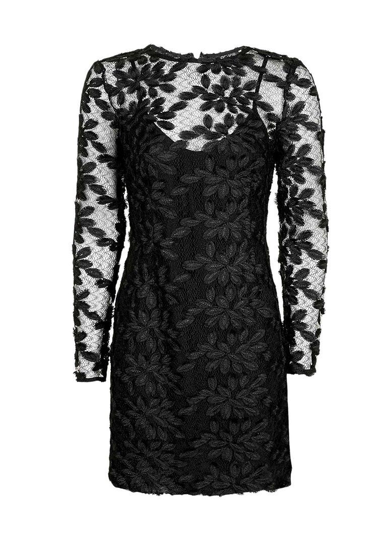 Вечернее / коктейльное платье Topshop (Топшоп) 35L52KBLK