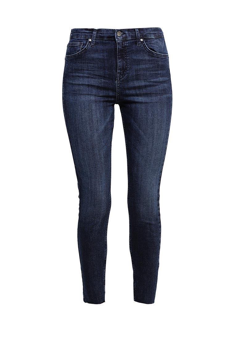 Зауженные джинсы Topshop (Топ Шоп) 02Y04LIND