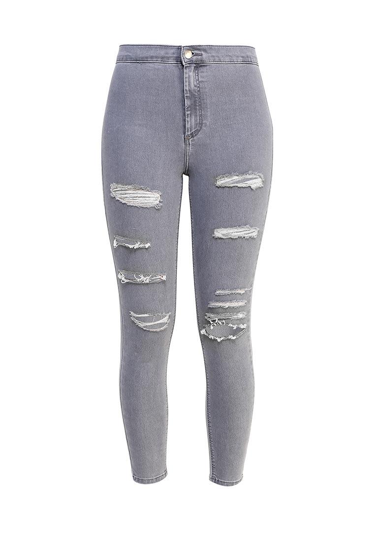 Зауженные джинсы Topshop (Топ Шоп) 02J91JGRY