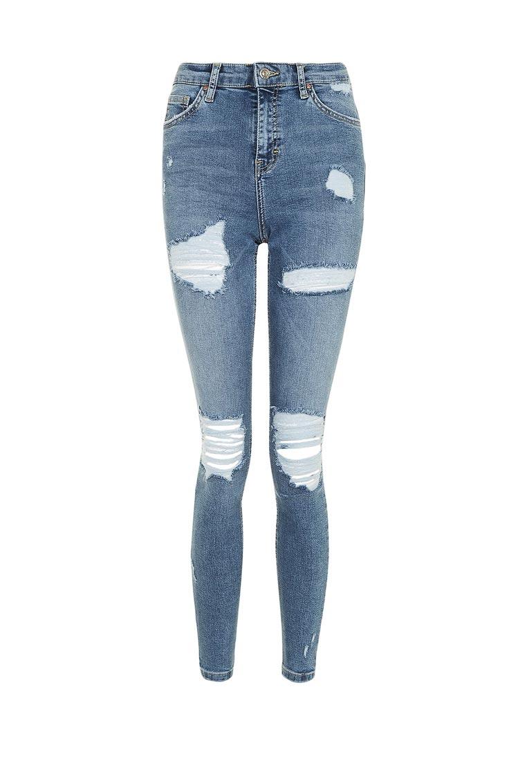 Зауженные джинсы Topshop (Топ Шоп) 02Y18LMDT