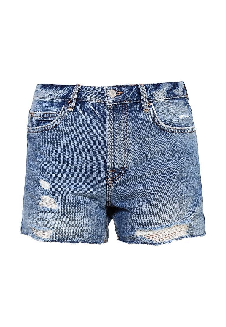 Женские джинсовые шорты Topshop (Топ Шоп) 05B06LBLC