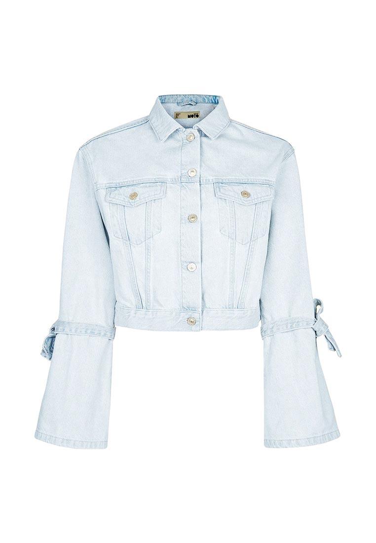 Джинсовая куртка Topshop (Топ Шоп) 05J29LBLC