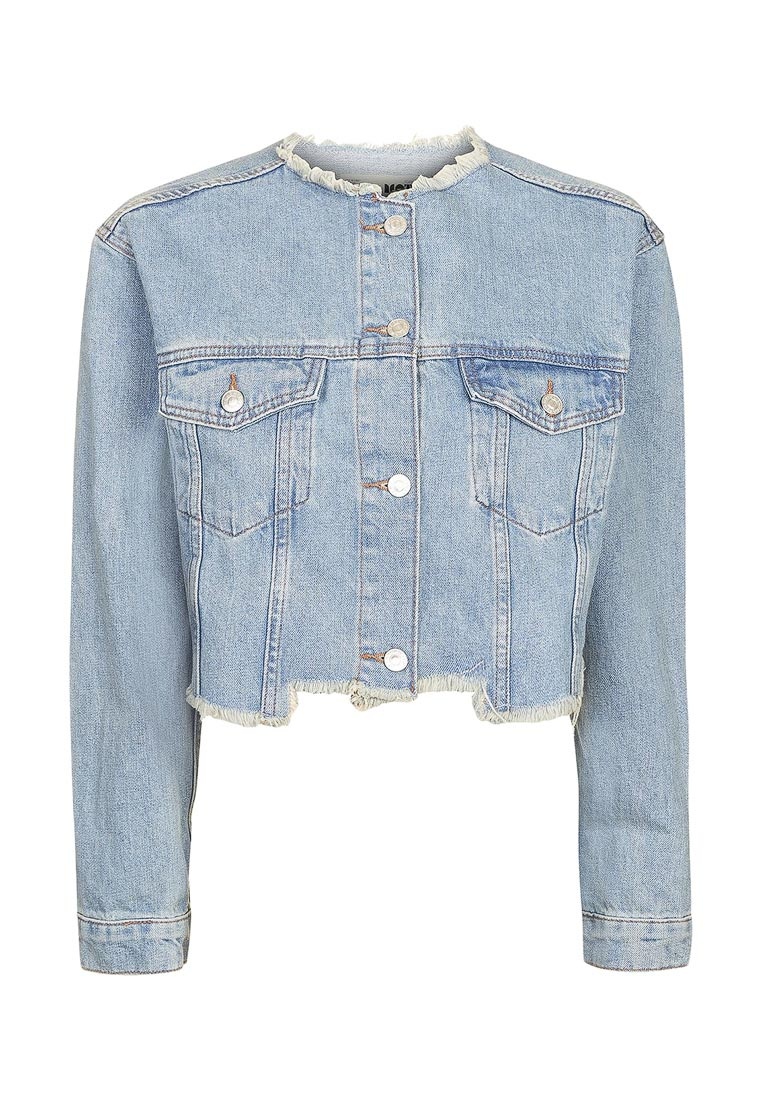 Джинсовая куртка Topshop (Топ Шоп) 05J41LMDT