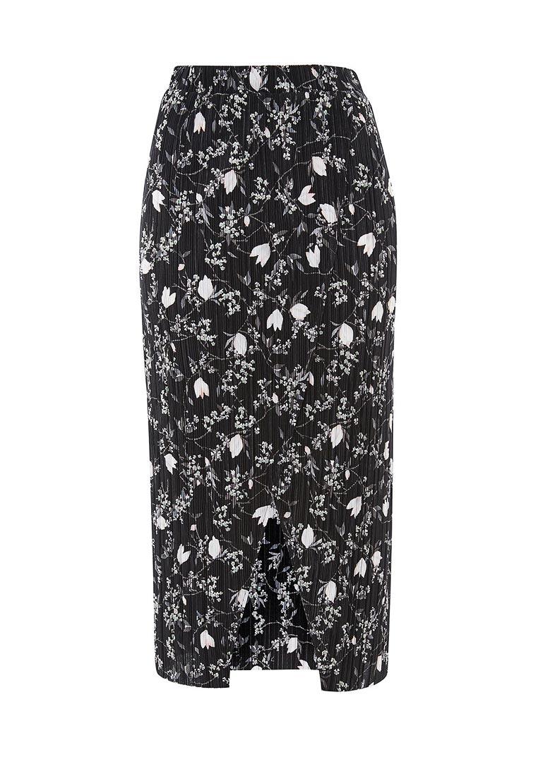 Прямая юбка Topshop (Топ Шоп) 27Z02LBLK