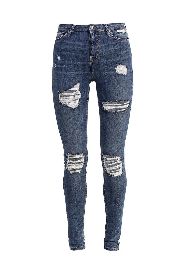Зауженные джинсы Topshop (Топ Шоп) 30A26LMDT