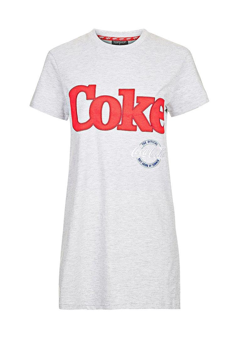 Домашняя футболка Topshop (Топ Шоп) 01H24LGYM