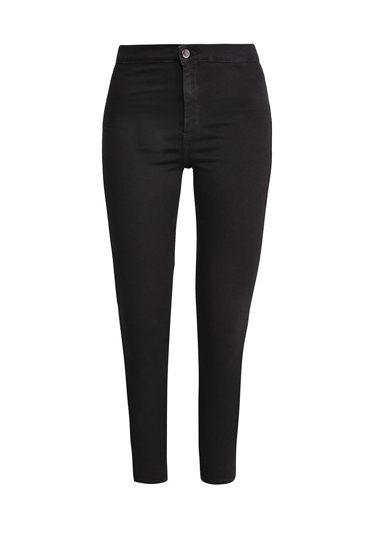 Зауженные джинсы Topshop (Топ Шоп) 02P07LBLK
