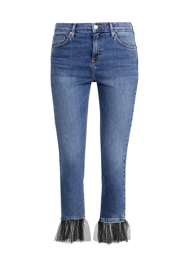 Зауженные джинсы Topshop (Топ Шоп) 02Y71LMDT
