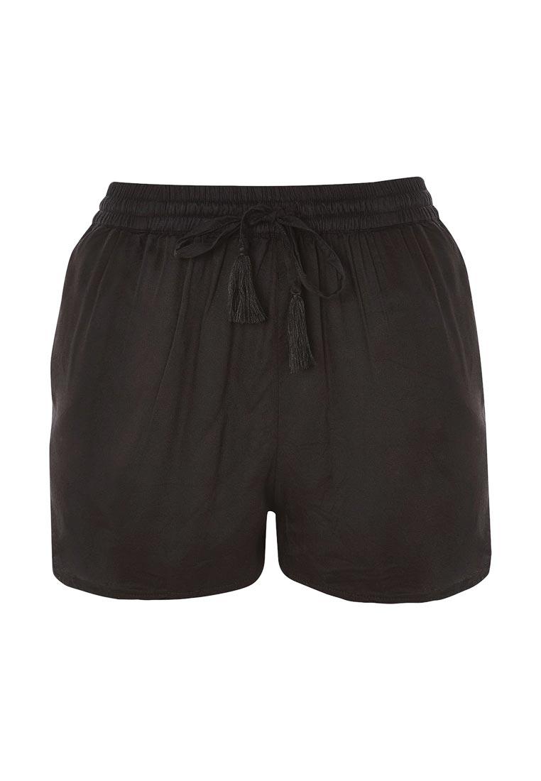 Женские повседневные шорты Topshop (Топ Шоп) 14M04LBLK