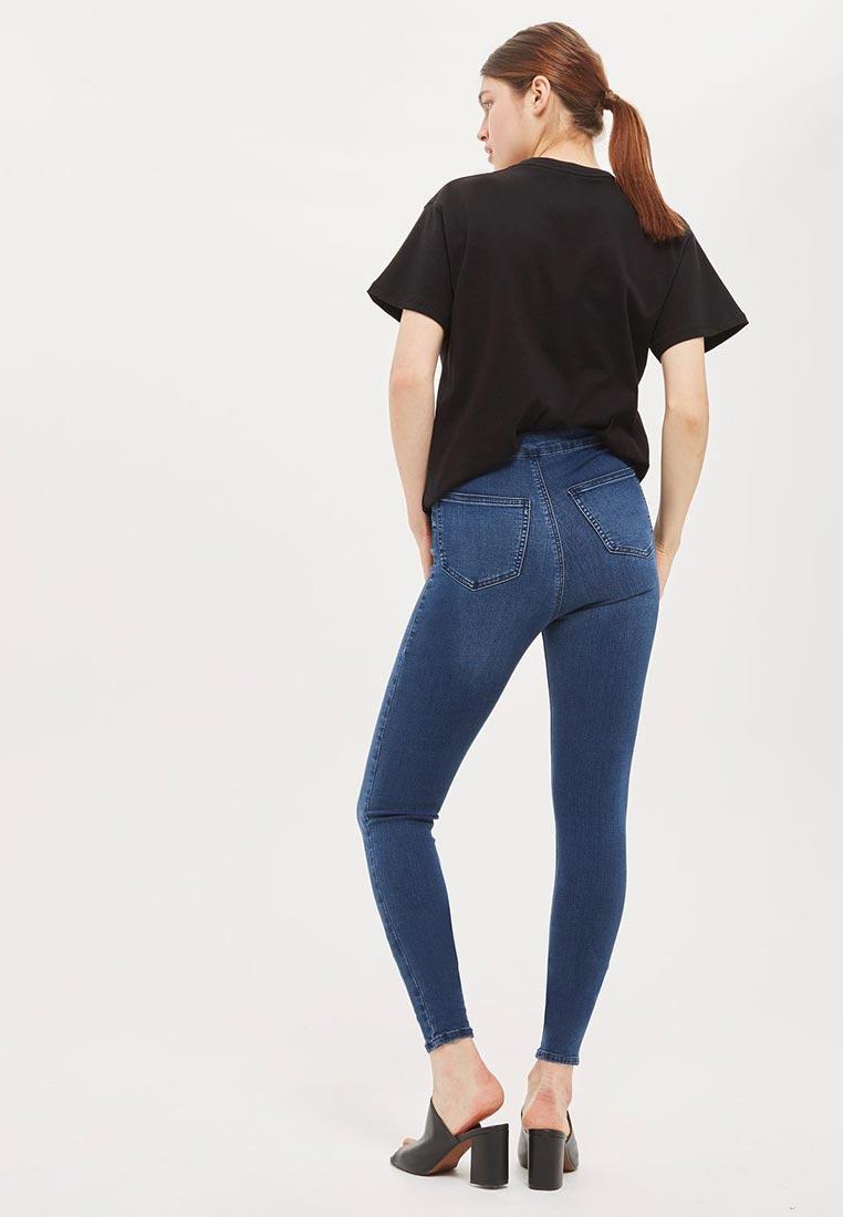 Зауженные джинсы Topshop (Топ Шоп) 30A41LBLE: изображение 3