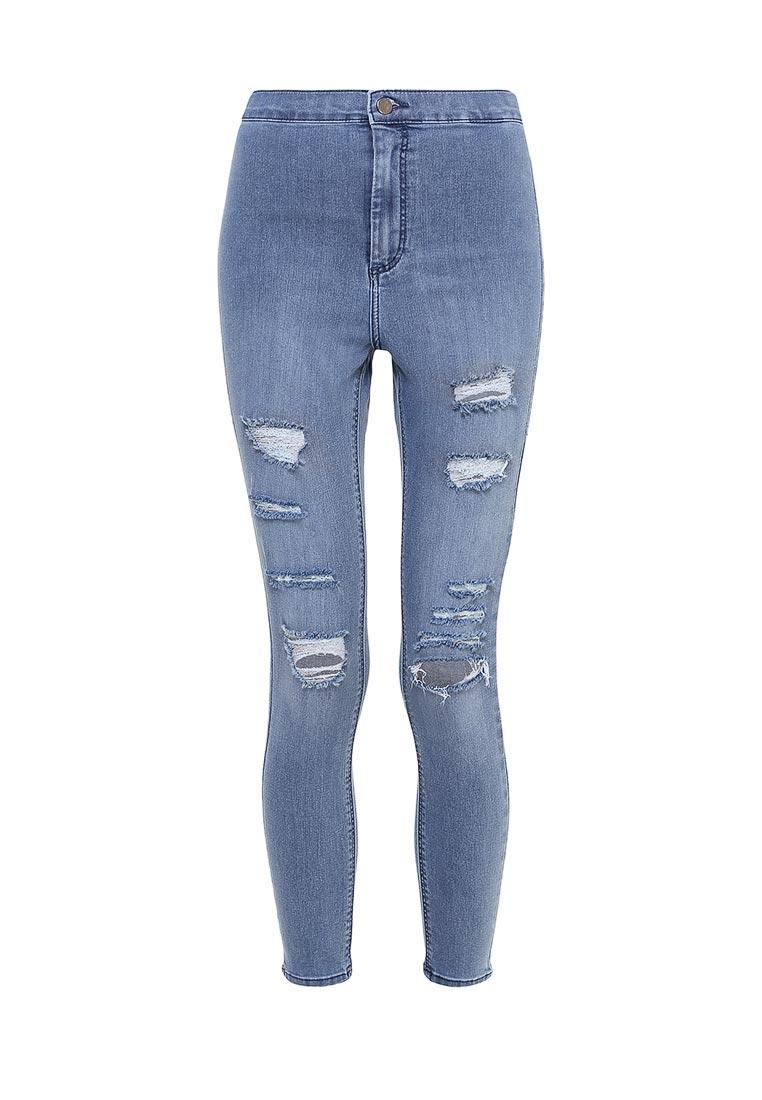 Зауженные джинсы Topshop (Топ Шоп) 02J35KSUL