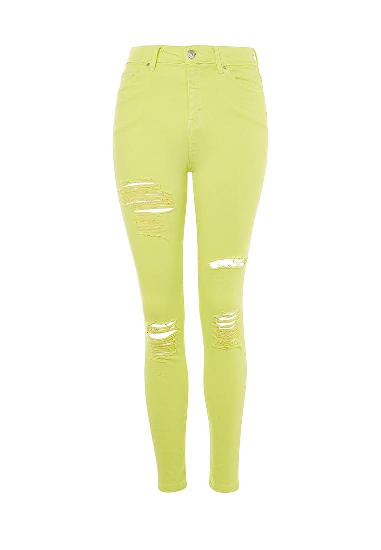 Женские зауженные брюки Topshop (Топ Шоп) 02Y01LLME