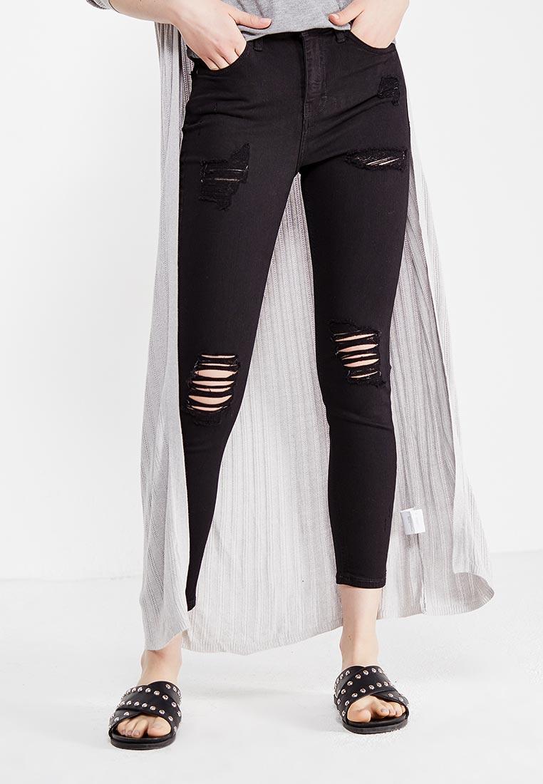 Зауженные джинсы Topshop (Топ Шоп) 26A70LBLK