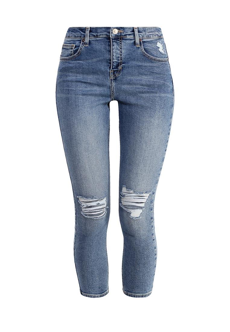 Зауженные джинсы Topshop (Топ Шоп) 26O02LMDT
