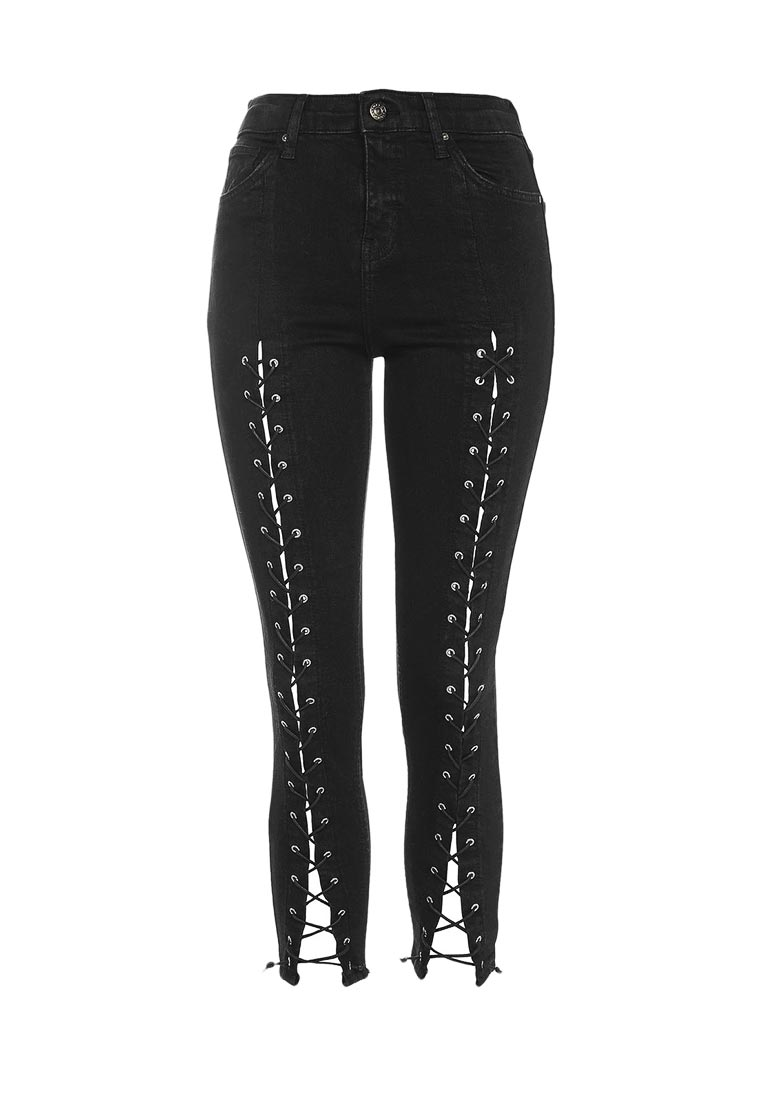 Зауженные джинсы Topshop (Топ Шоп) 30Y42LBLK