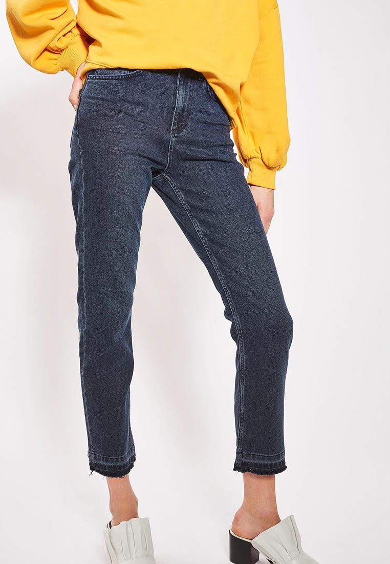Зауженные джинсы Topshop (Топ Шоп) 02G02LIND
