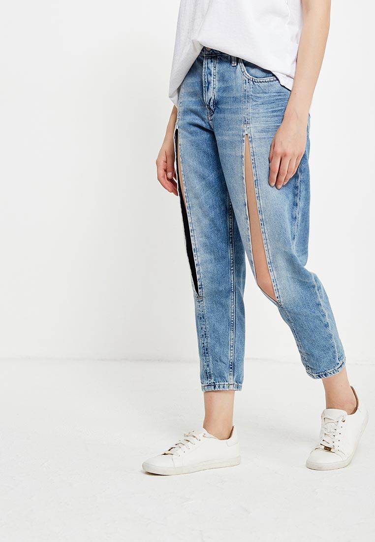 Зауженные джинсы Topshop (Топ Шоп) 02H07LBLC