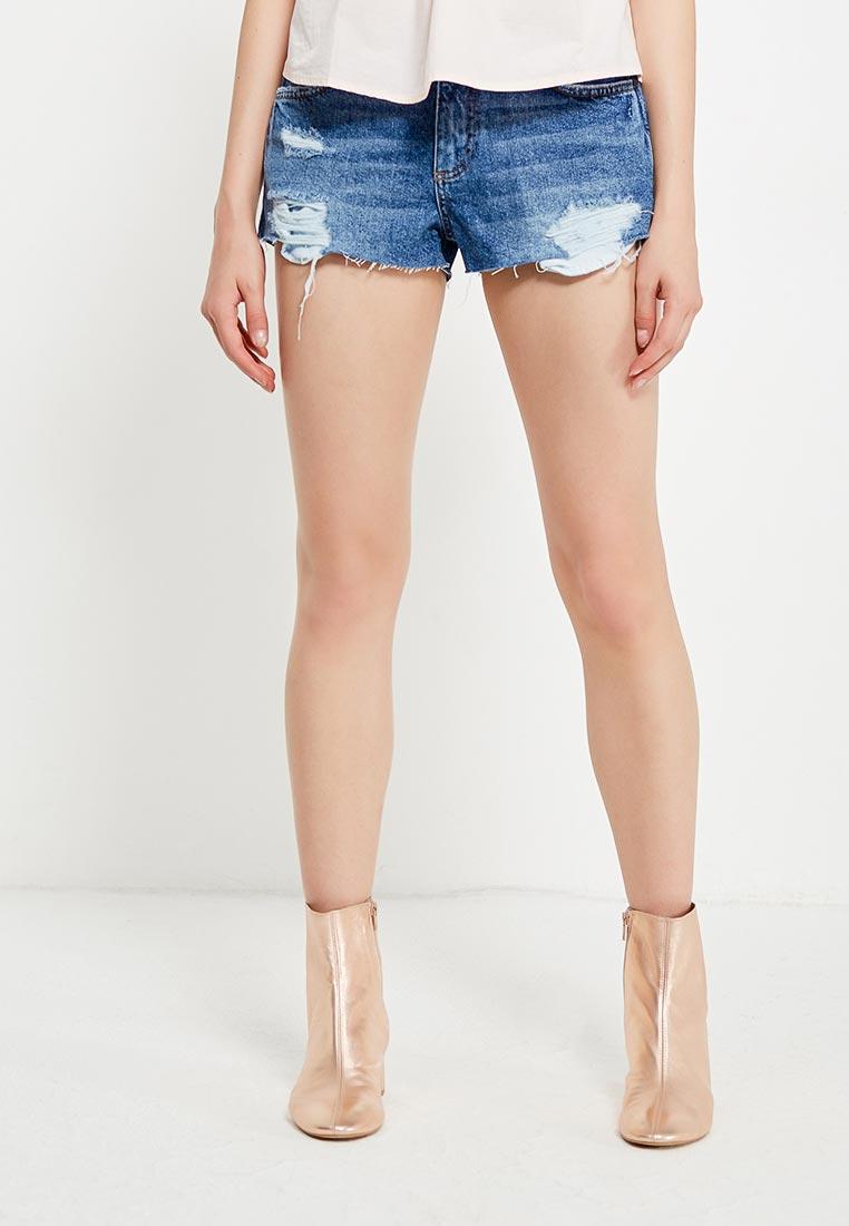 Женские джинсовые шорты Topshop (Топ Шоп) 05B02MMDT
