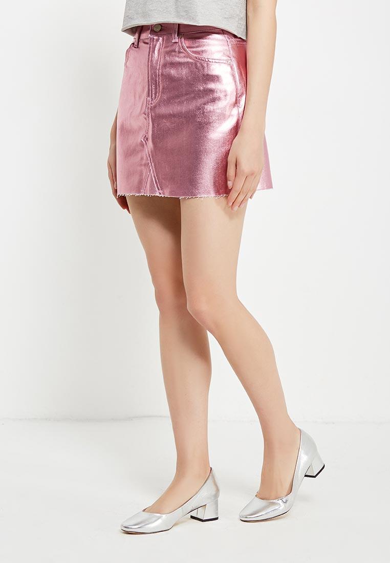 Прямая юбка Topshop (Топ Шоп) 05R17LPNK