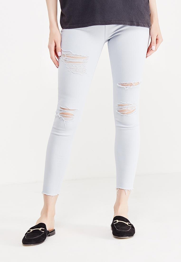 Зауженные джинсы Topshop (Топ Шоп) 02Y03LBAB