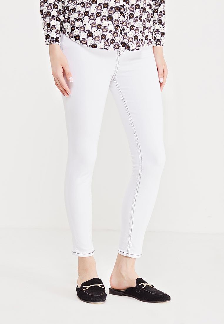 Зауженные джинсы Topshop (Топ Шоп) 02Y56LWHT