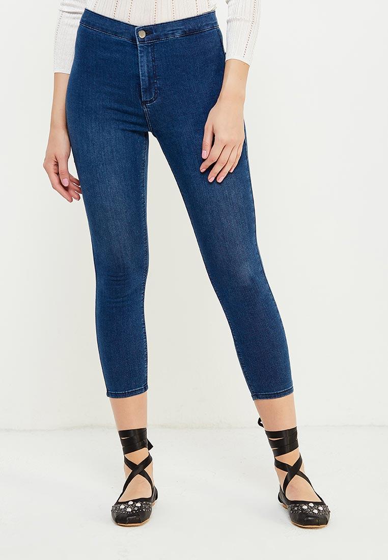 Зауженные джинсы Topshop (Топ Шоп) 26I35LBLE