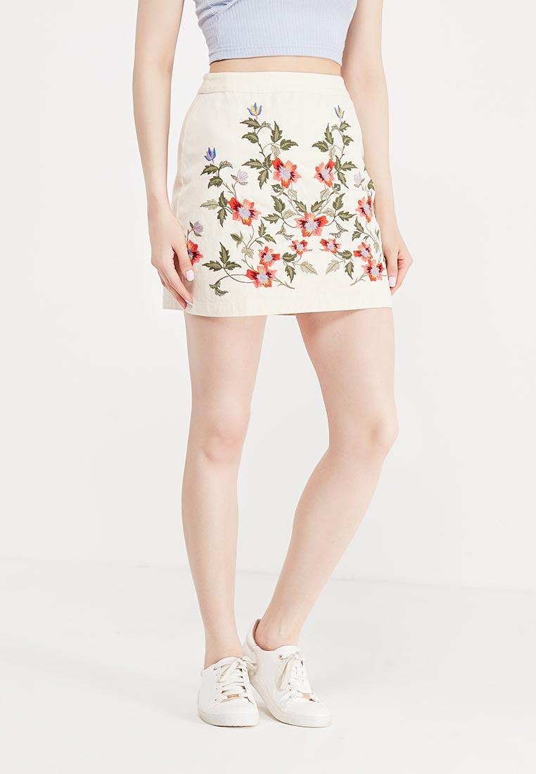 Прямая юбка Topshop (Топ Шоп) 27M10LCRM