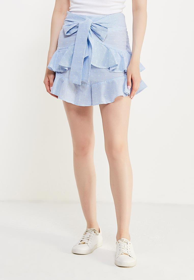 Широкая юбка Topshop (Топ Шоп) 27M04LBLE