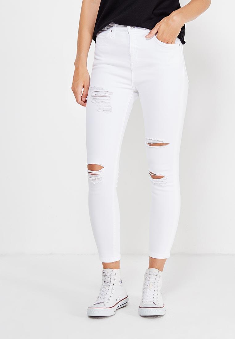Зауженные джинсы Topshop (Топ Шоп) 02Y57LWHT