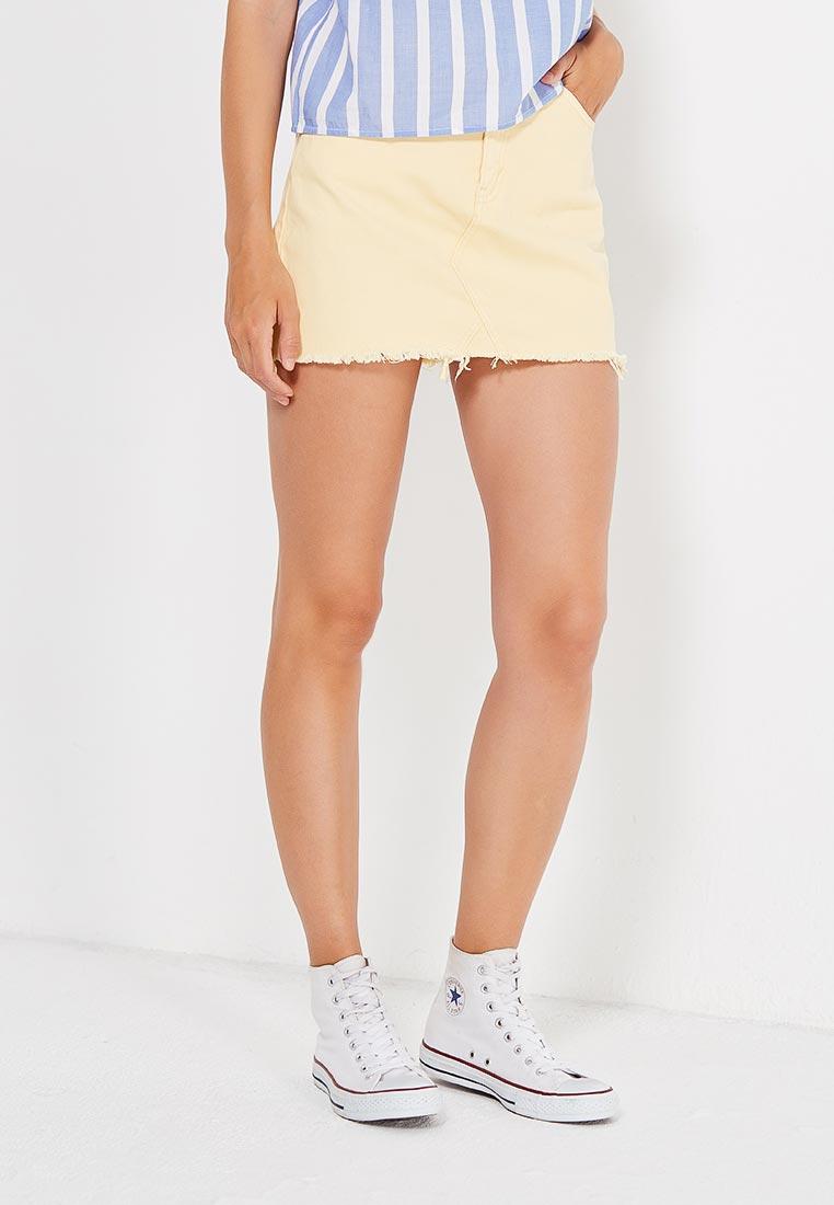Прямая юбка Topshop (Топ Шоп) 05R45MYLW
