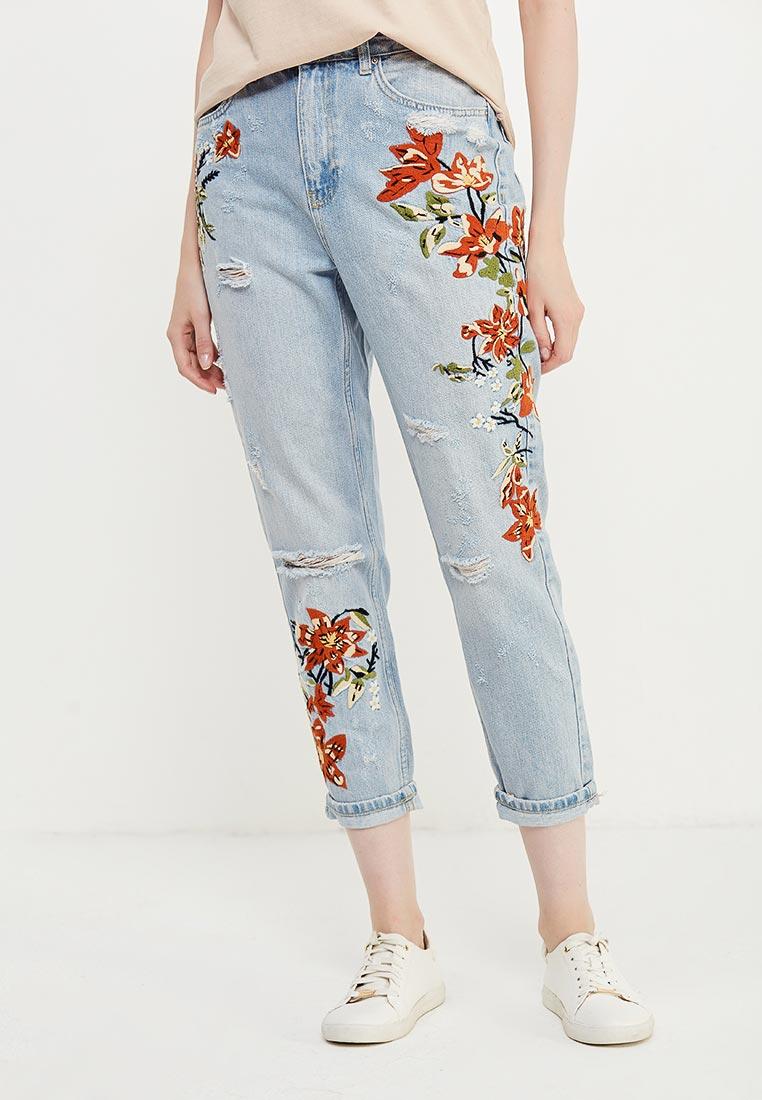 Зауженные джинсы Topshop (Топ Шоп) 02M67LBLC