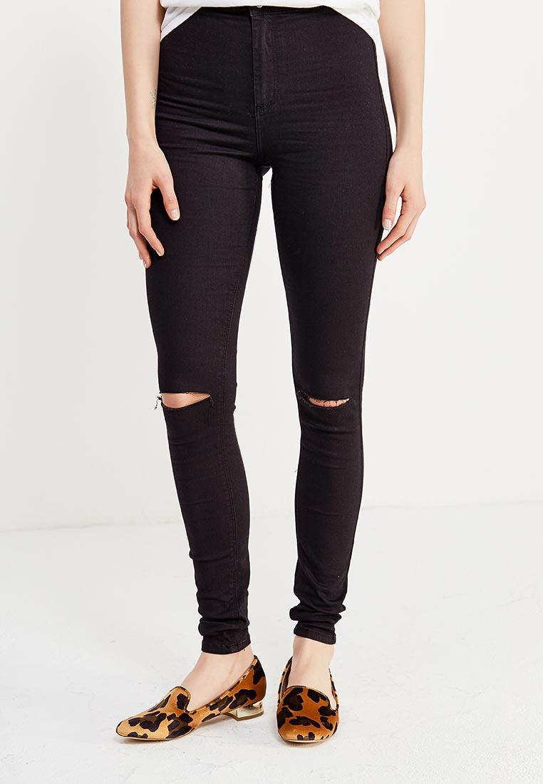 Зауженные джинсы Topshop (Топ Шоп) 30A76LBLK