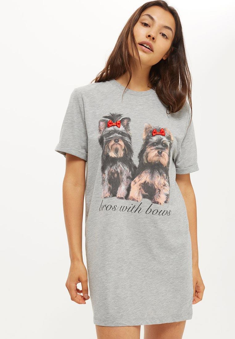 Ночная сорочка Topshop (Топ Шоп) 01T02MGRY