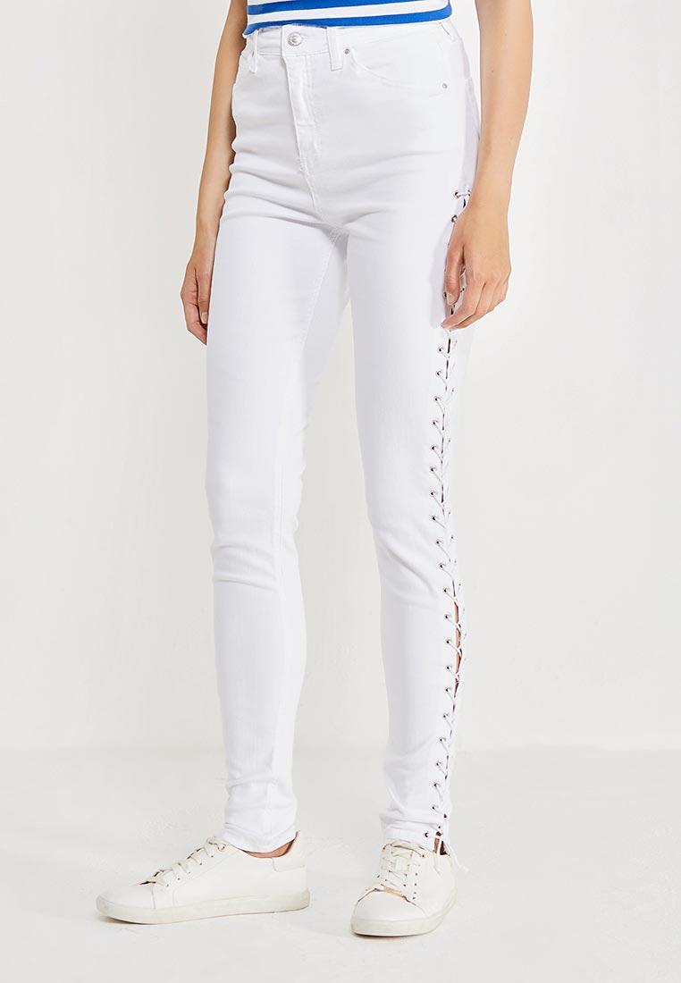 Зауженные джинсы Topshop (Топ Шоп) 30A87LWHT