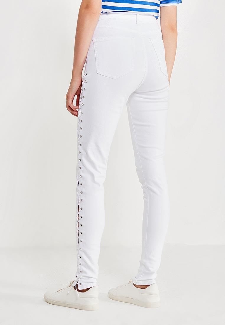 Зауженные джинсы Topshop (Топ Шоп) 30A87LWHT: изображение 3