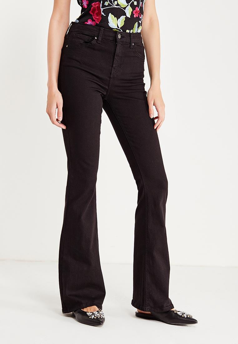 Широкие и расклешенные джинсы Topshop (Топ Шоп) 02K89LBLK