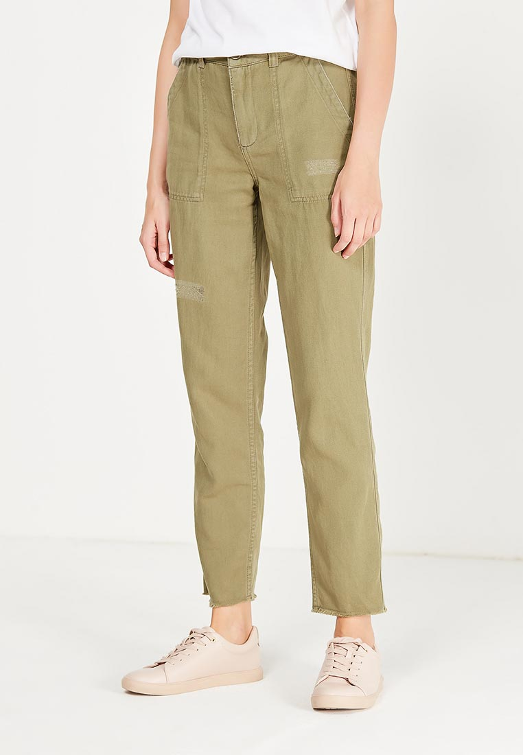 Женские зауженные брюки Topshop (Топ Шоп) 16K16MKHA
