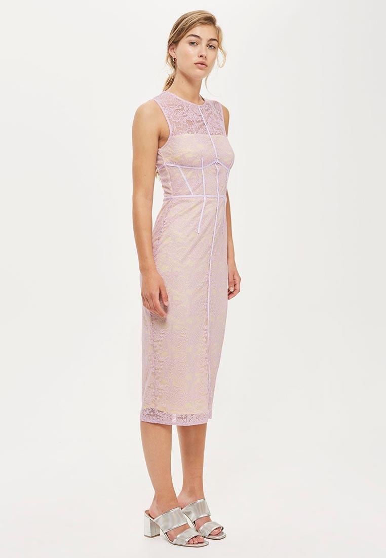 Платье-макси Topshop (Топ Шоп) 35L09MLIL
