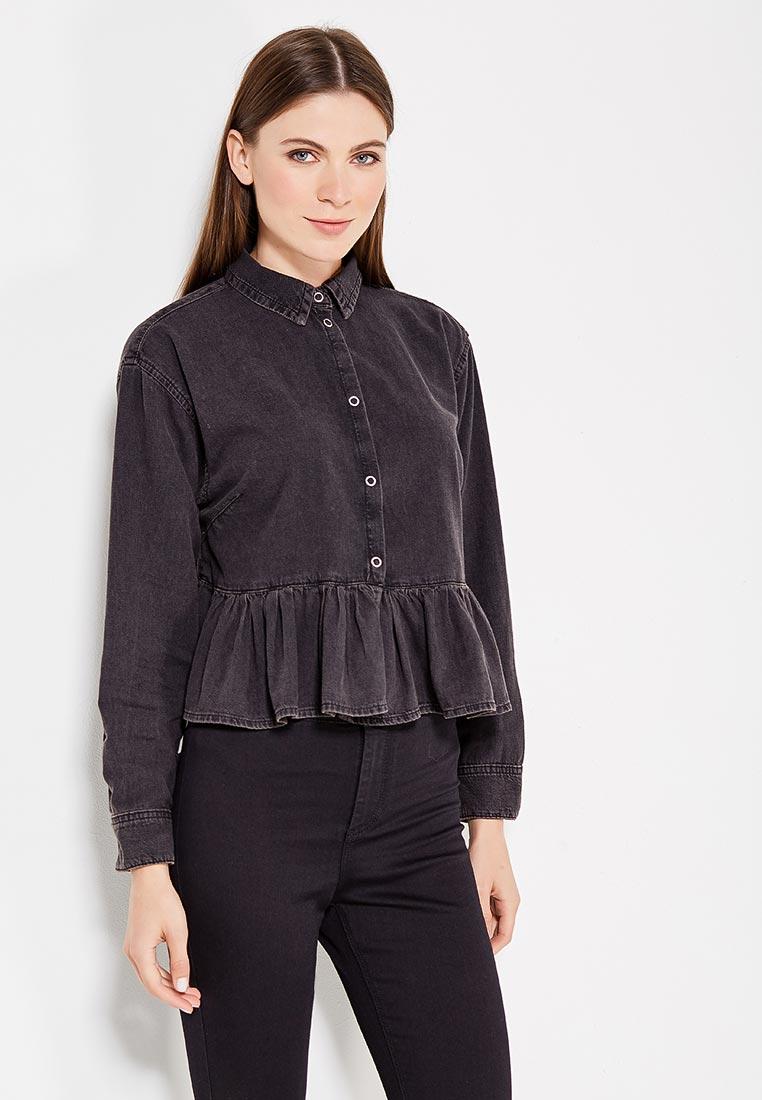 Женские джинсовые рубашки Topshop 05H06MWBK