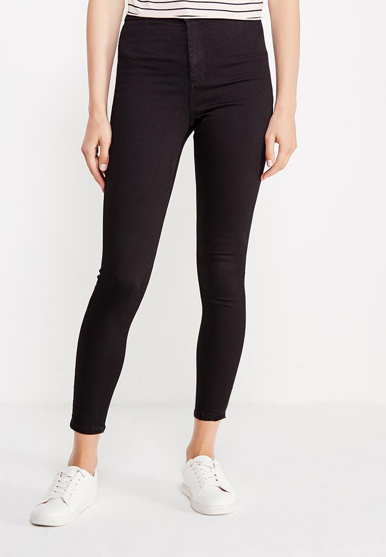 Зауженные джинсы Topshop (Топ Шоп) 26I62LBLK
