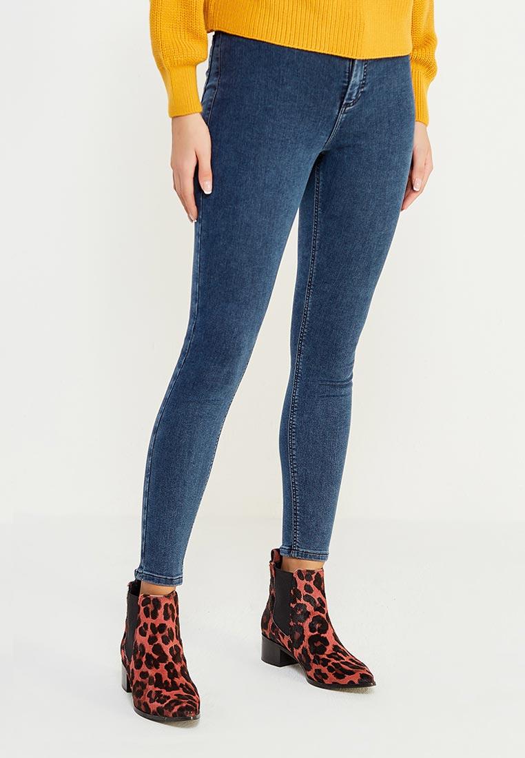 Зауженные джинсы Topshop (Топ Шоп) 02J05MSUL