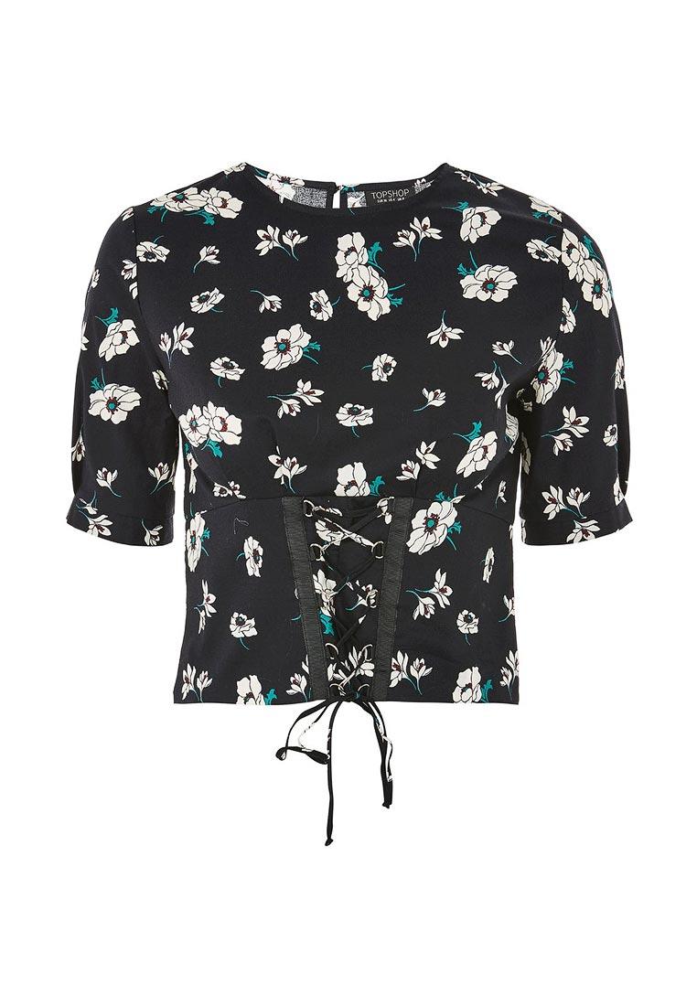 Блуза Topshop (Топ Шоп) 13P10MBLK
