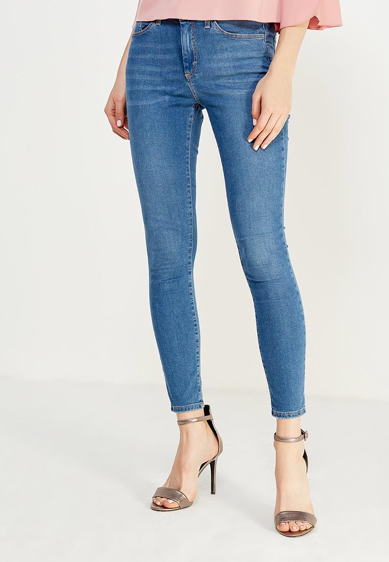 Зауженные джинсы Topshop (Топ Шоп) 02L05MMDT